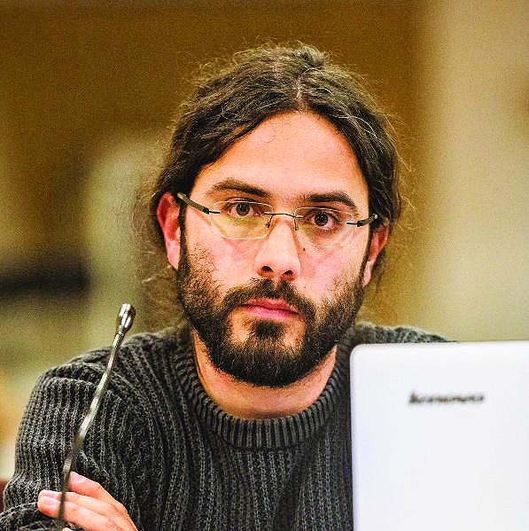Dimitris Kalogerakis proedros ergazomenon Ota Tinou