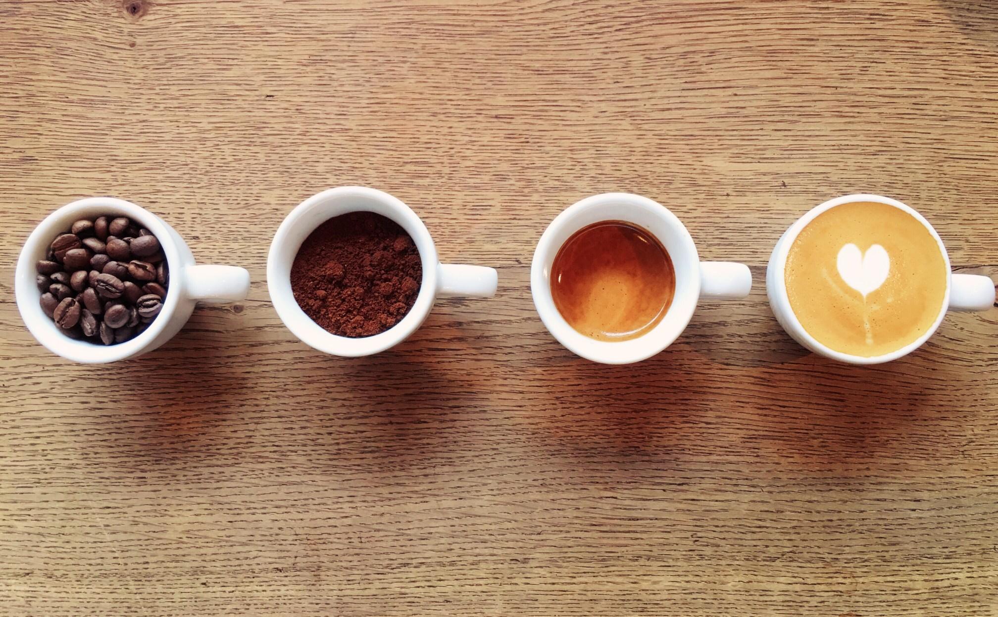 kokoi kafe koupes cappuccino espresso