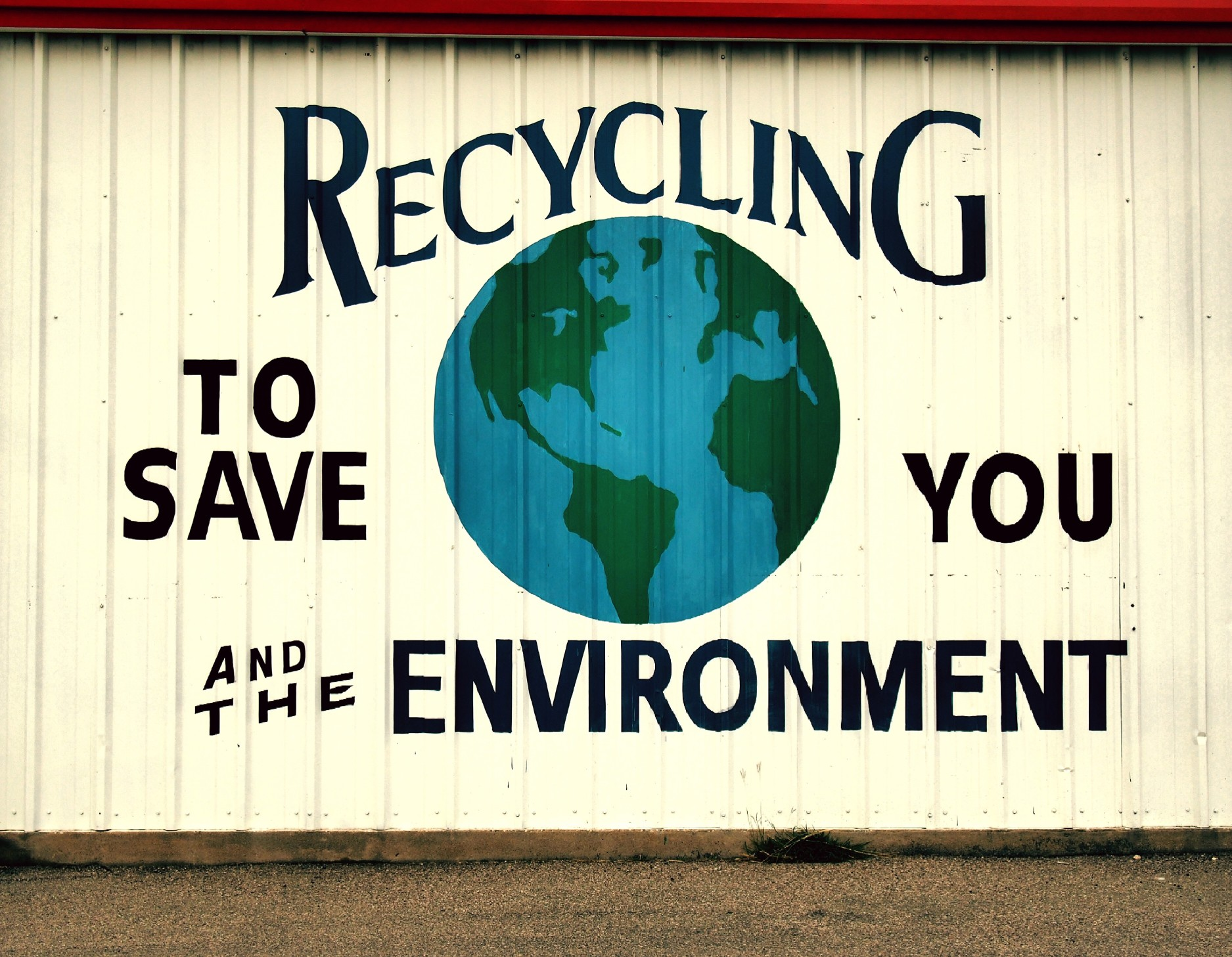 recycling to save you and the environment