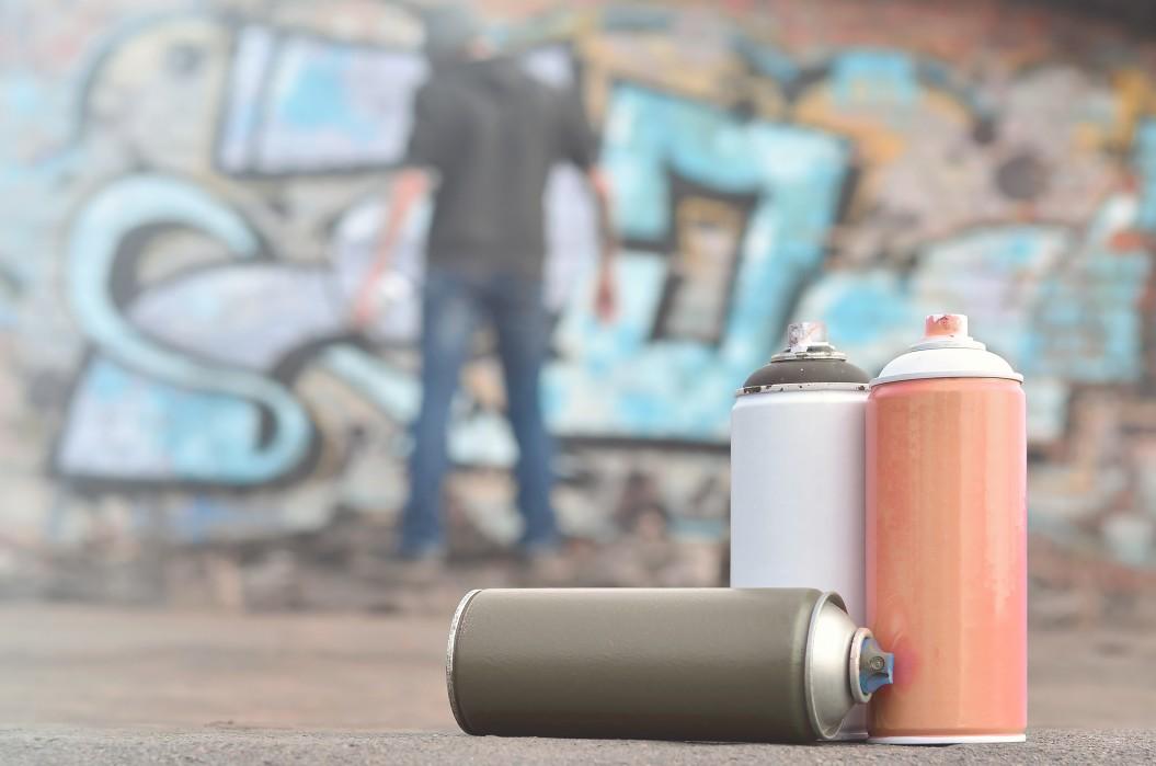 spray grafiti toixos
