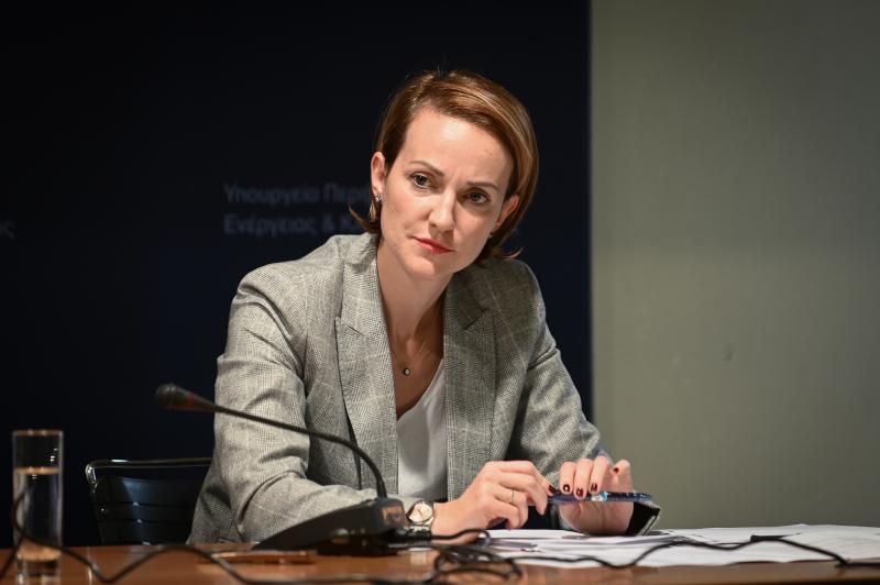 Αλεξάνδρα Σδούκου νέο ΕΣΠΑ απολιγνιτοποίηση