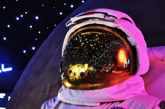 astronautis diastima