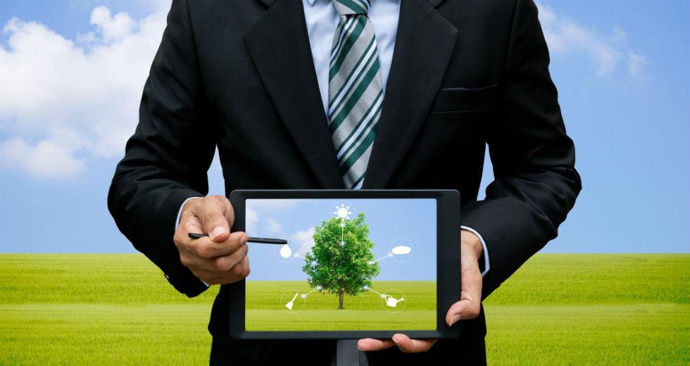 οικολογία τεχνολογία