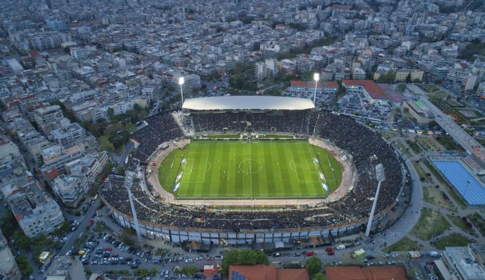 «Ειδικό Πολεοδομικό Σχέδιο γήπεδο ΠΑΟΚ