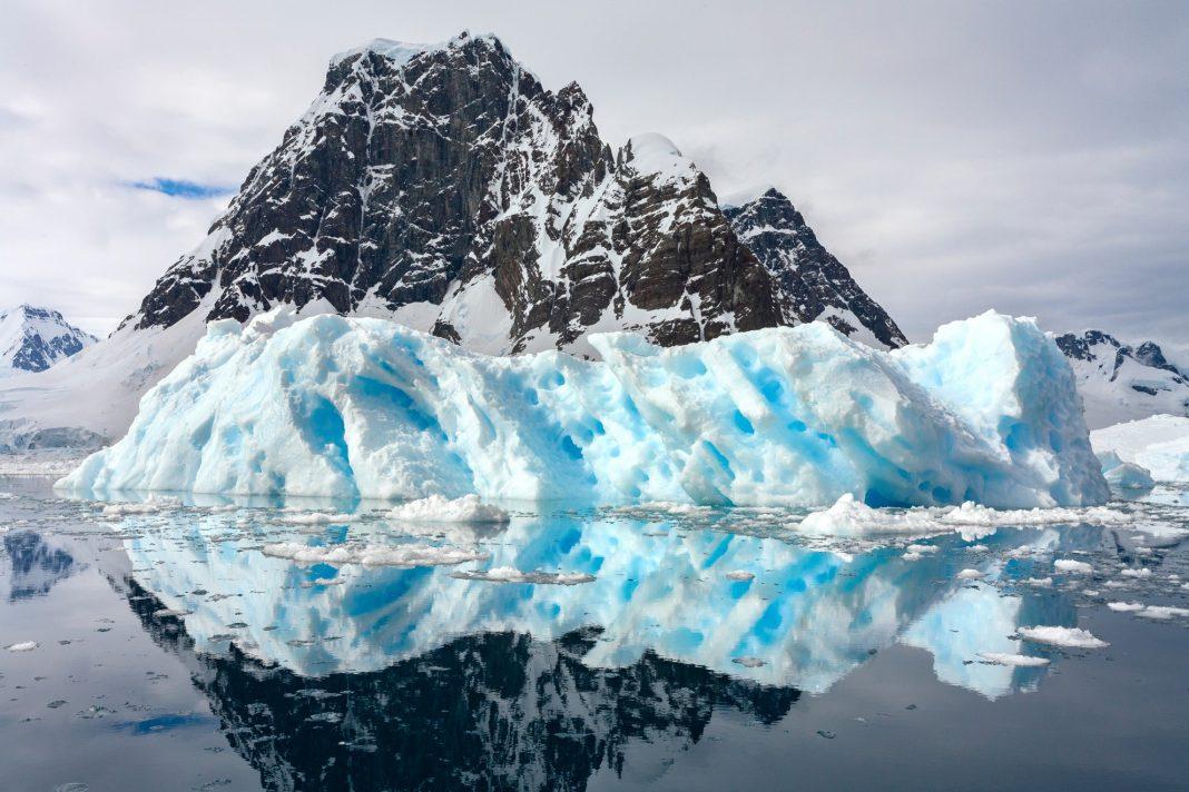 κλιματική αλλαγή παγόβουνα