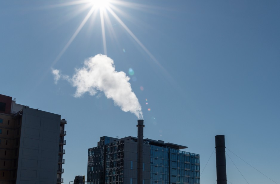 εκπομπές αερίων άνθρακα